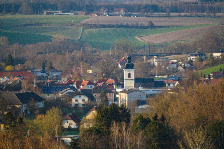 April in Krenglbach