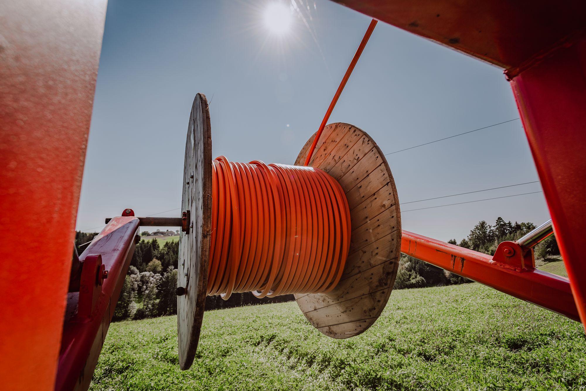 Glasfaser – der Ausbau startet demnächst – rasch anmelden!