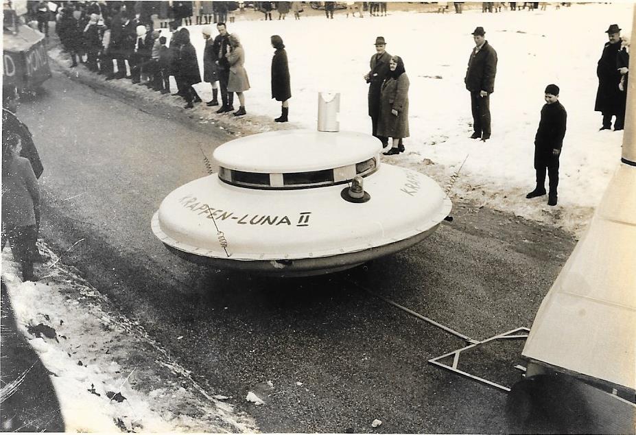 Krenglbacher Faschingszug 1968