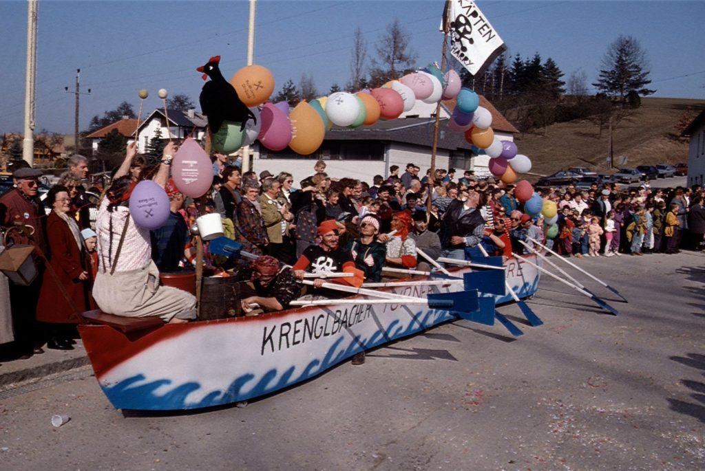 Krenglbacher Faschingszug 1992