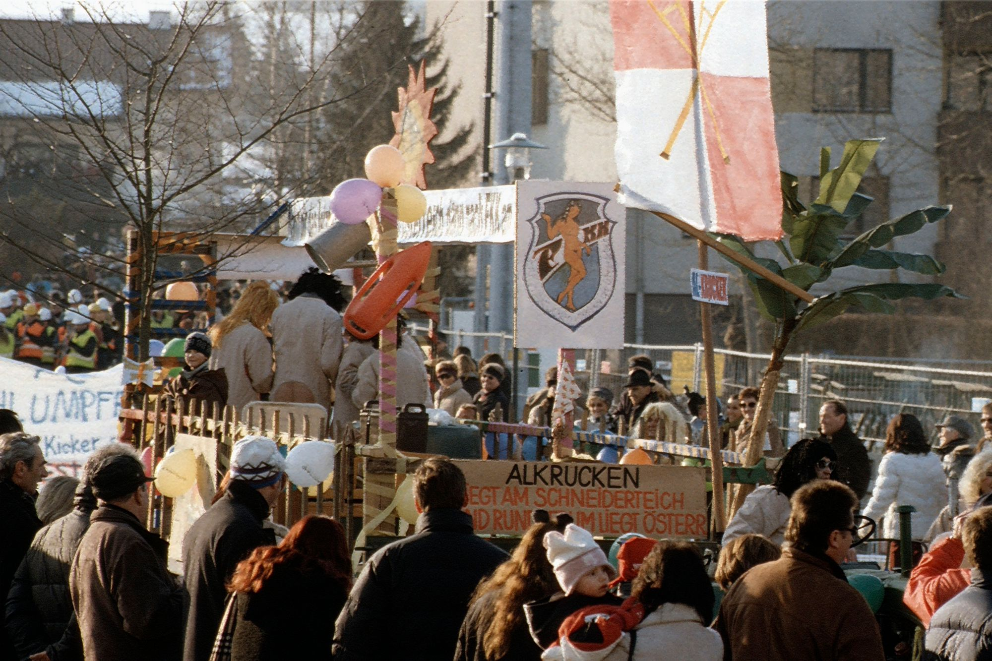 Krenglbacher Faschingszug 2005