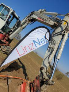 Glasfaserausbau in Krenglbach