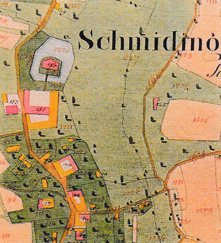 Karte-Schmiding-OOE-Landesarchiv