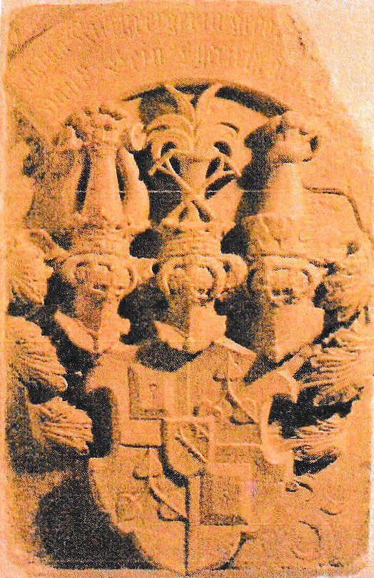 Wappen-Hans-Ludwig-Regina-Kirchberg-1595-Walter-Aspernig