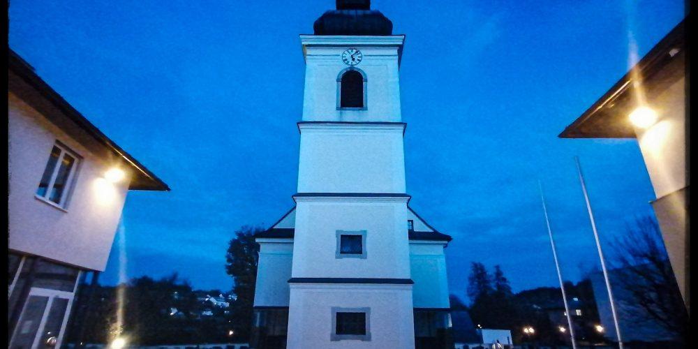 Nach der Arbeit in Krenglbach